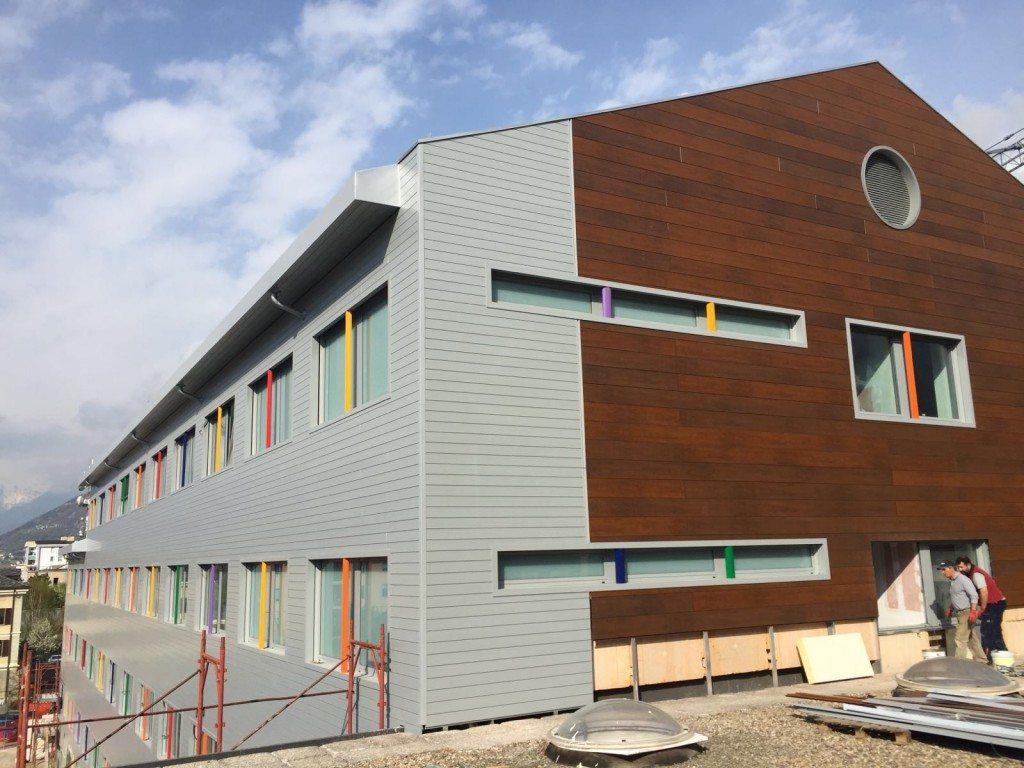 Scuola ISIP Aosta  - sistema Dogall