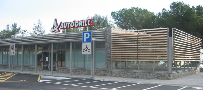 Autogrill Bordighera